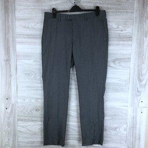 Louis Raphael Grey Dress Pants